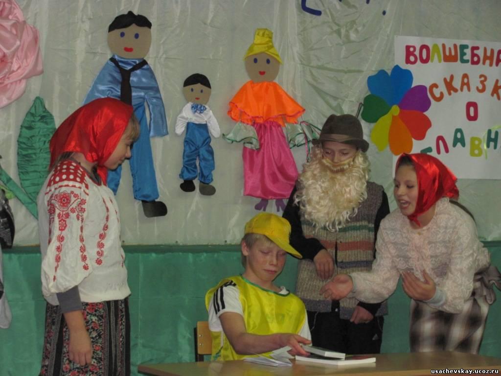 Инсценировки на новый год в детском саду